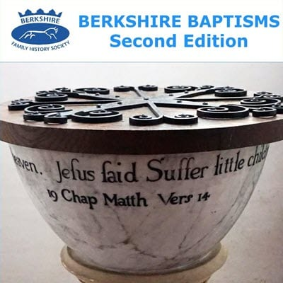 Berkshire Baptisms (2nd Edition)