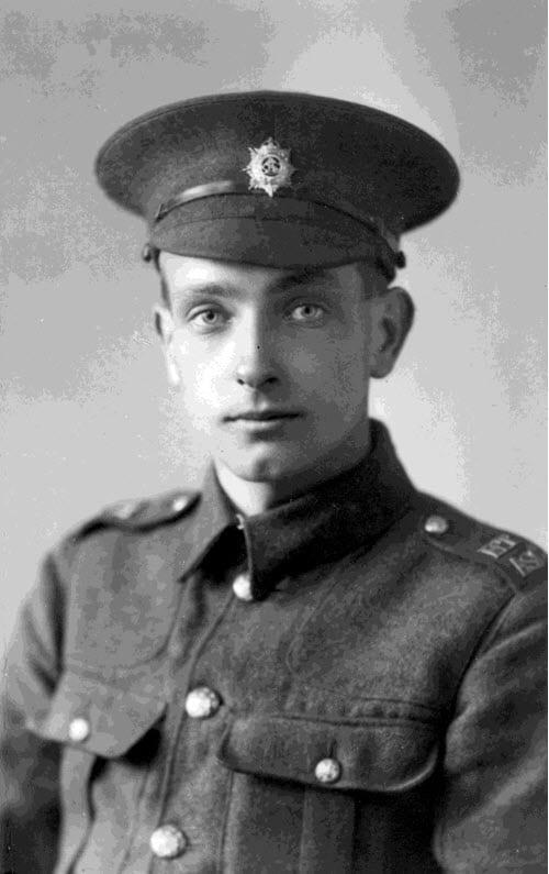 James Butler c. 1915