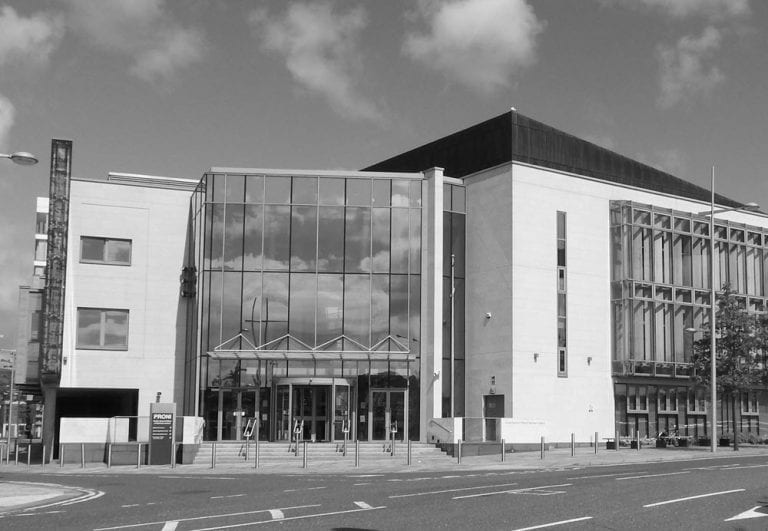 PRONI (Public Record Office of Northern Ireland), Titanic Quarter, Belfast