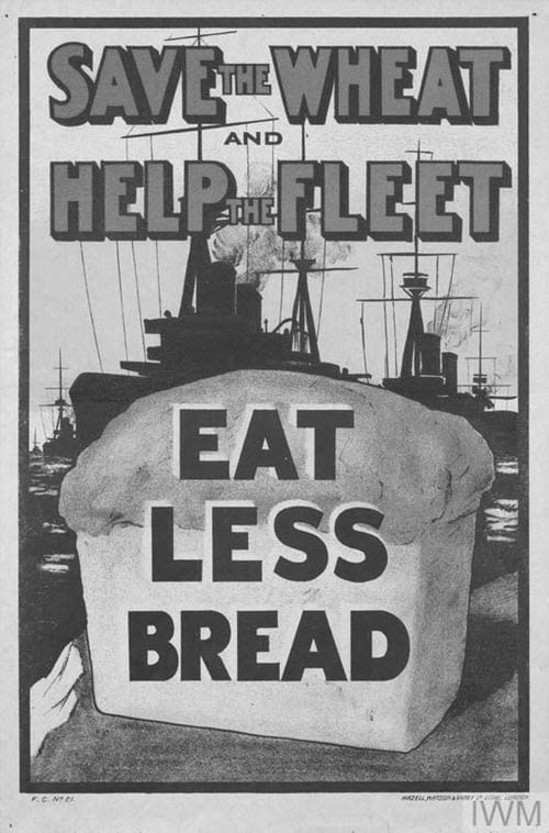 Save Wheat and Help the Fleet
