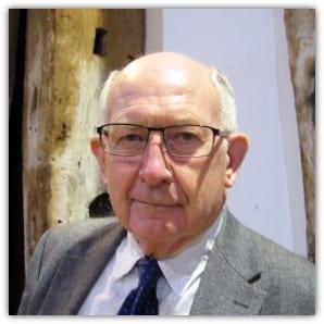 Clive Williams OBE