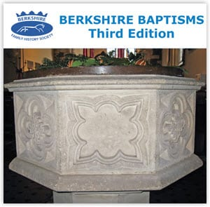 Berkshire Baptisms (3rd Edition)