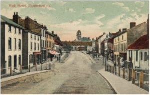 Hungerford High Street in 1905