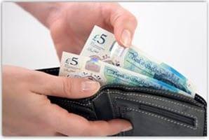 Donation to Society £5