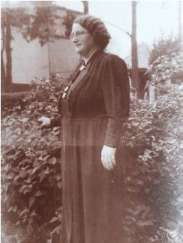 Frances Ellen in later life