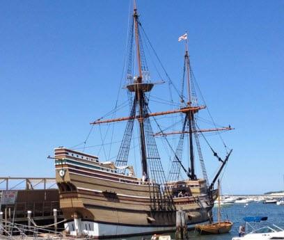 Berkshire's Mayflower connection